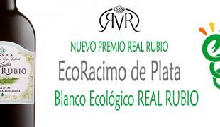 Ecoracimo de Plata para el Blanco Ecológico de Real Rubio