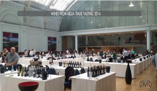 Real Rubio en Wines from Rioja Trade Tasting 2014