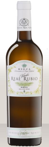 Botella Real Rubio Blanco Ecológico